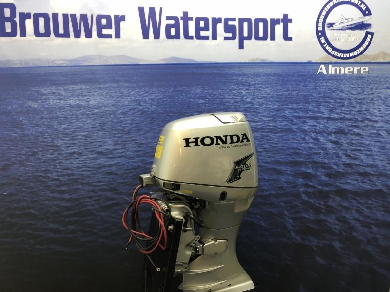 Honda 40 pk langstaart el start powertrim