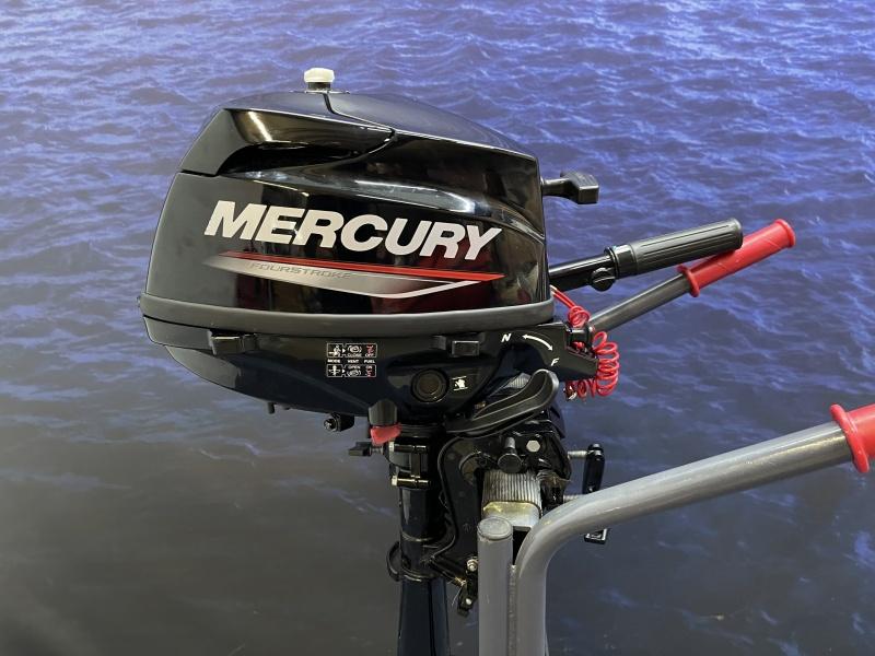 Mercury 3.5 Demo 4 vaaruren