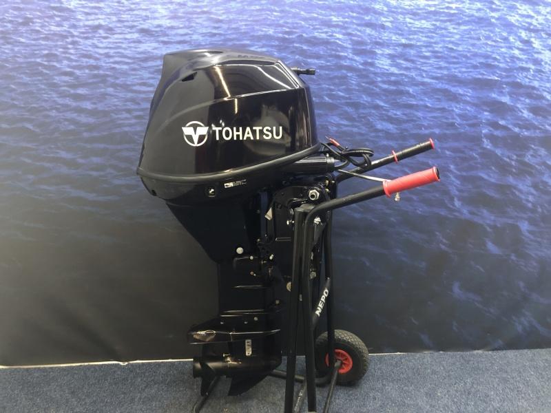 Tohatsu 30 ELPT Injectie motor met powertrim