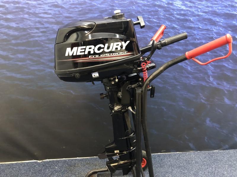 Mercury 4 pk Met 5 pk carburateur levert dus 5 pk