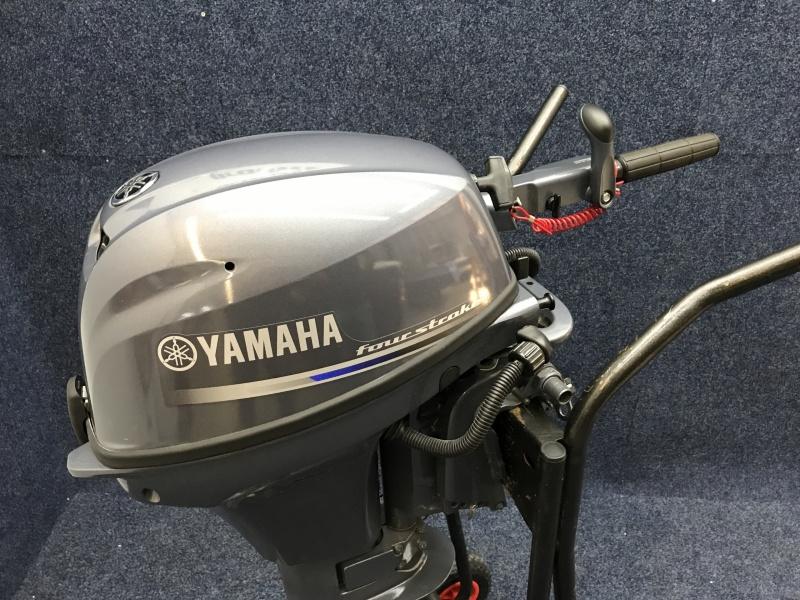 Yamaha F9.9JMHS kortstaart