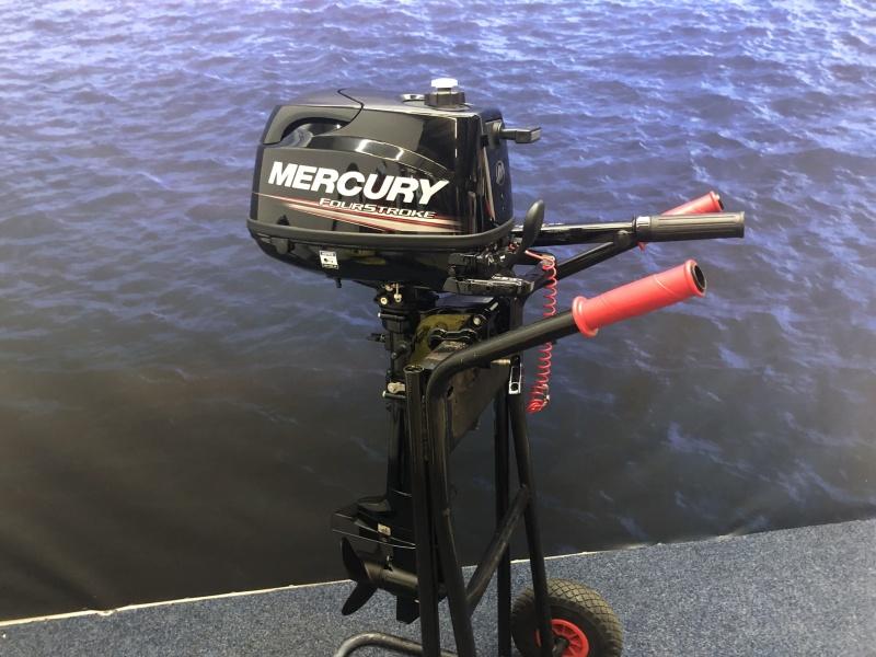 Mercury 6pk langstaart