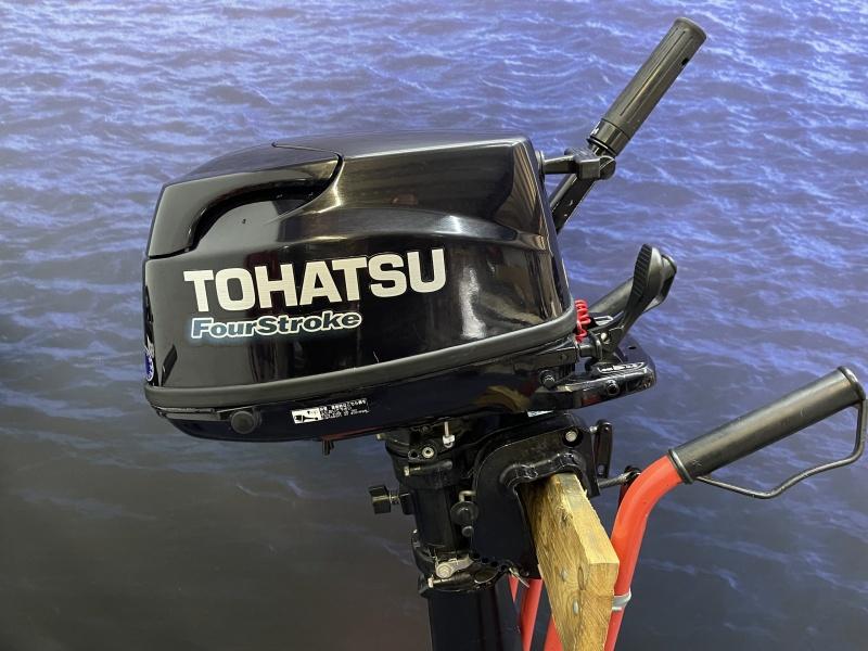 Tohatsu / Mercury 6 pk Kortstaart