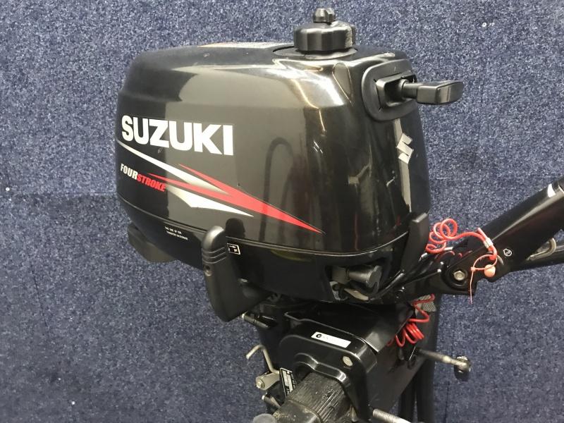 Suzuki buitenboordmotor 5pk Langstaart !!