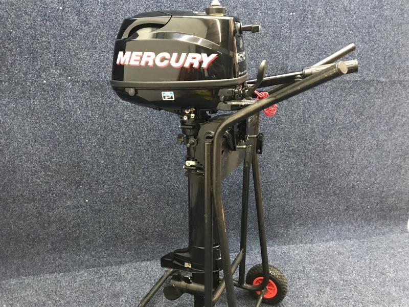 Mercury buitenboordmotor 6 pk langstaart
