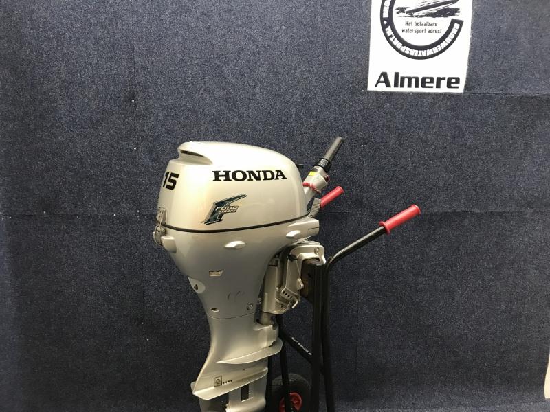 Honda buitenboordmotor 15 pk Kortstaart