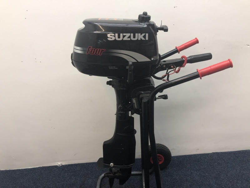 Suzuki 4 pk  5pk Carburateur Langstaart