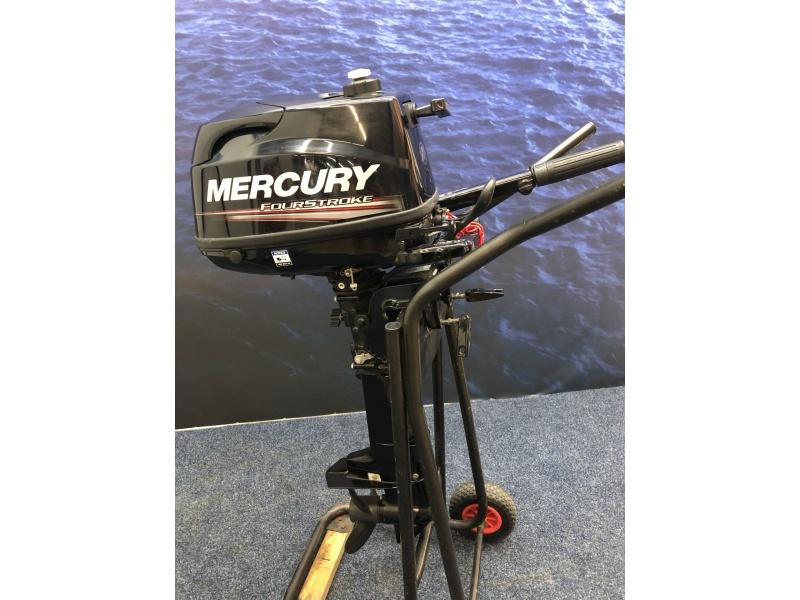 Mercury F5MH kortstaart