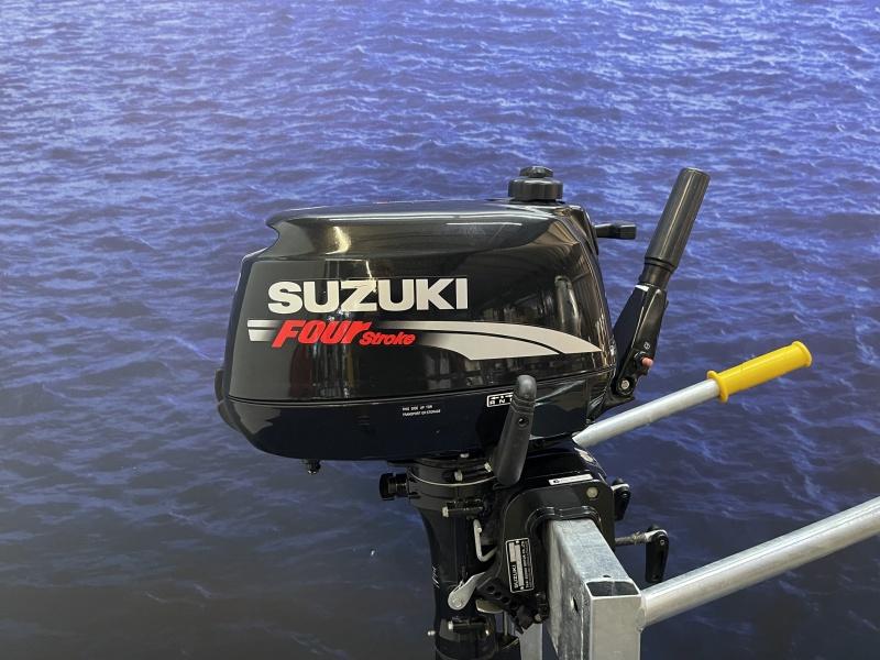 Suzuki 4 / 5 pk Kortstaart ombouw naar 5