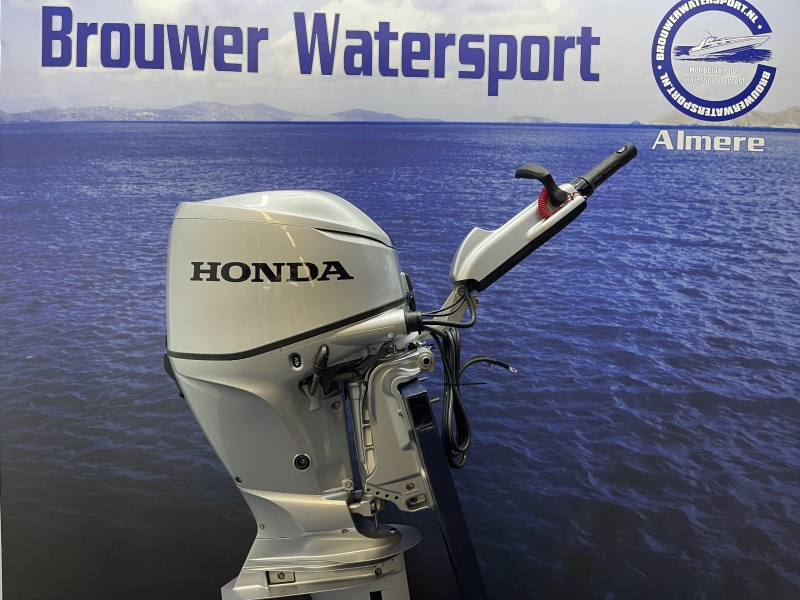 Honda 60 pk buitenboordmotor BF60 LRTU big tiller