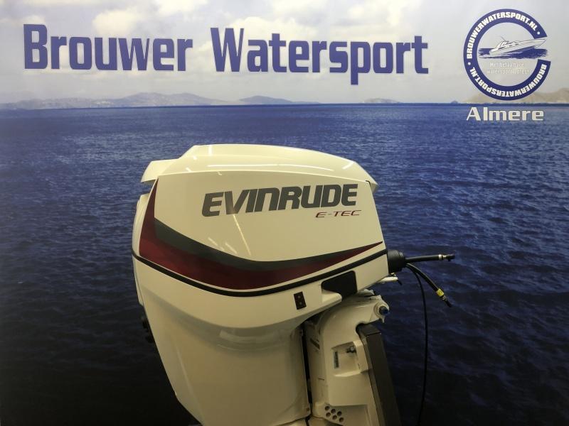 Evinrude E-tec 115 PK kleur antraciet