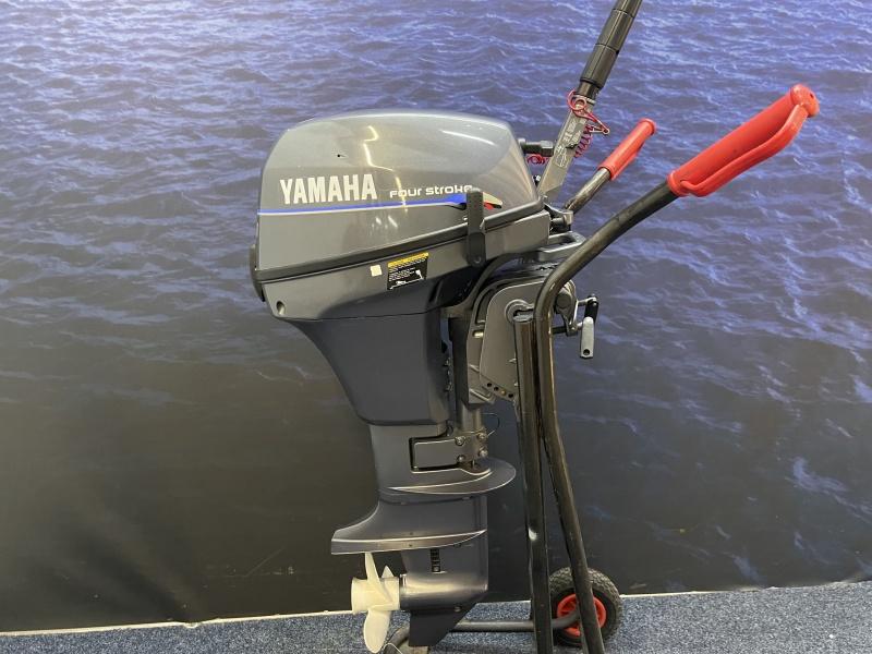 Yamaha 6 pk buitenboordmotor Kortstaart 2 cilinder 4 takt !!!