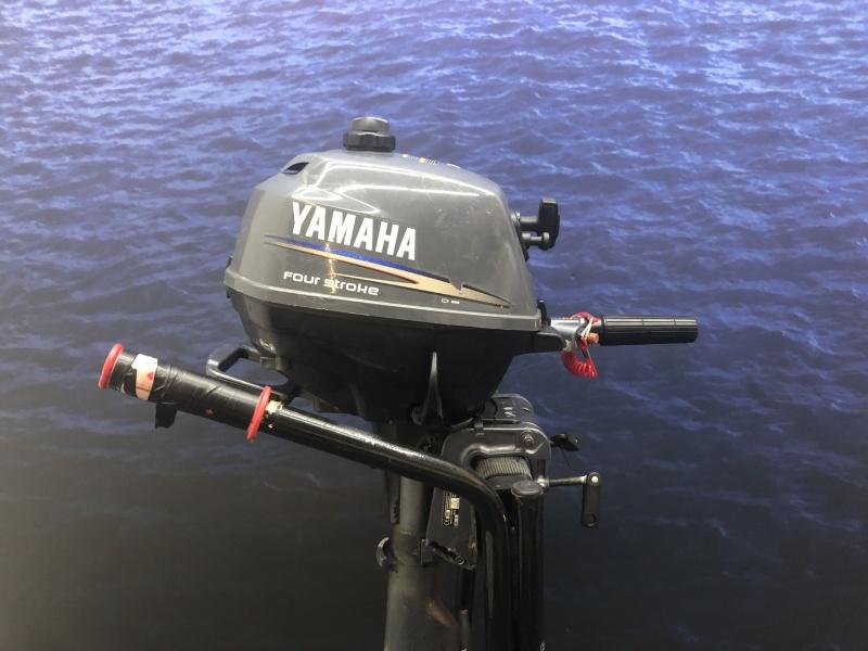 Yamaha 2.5 buitenboordmotor Langstaart