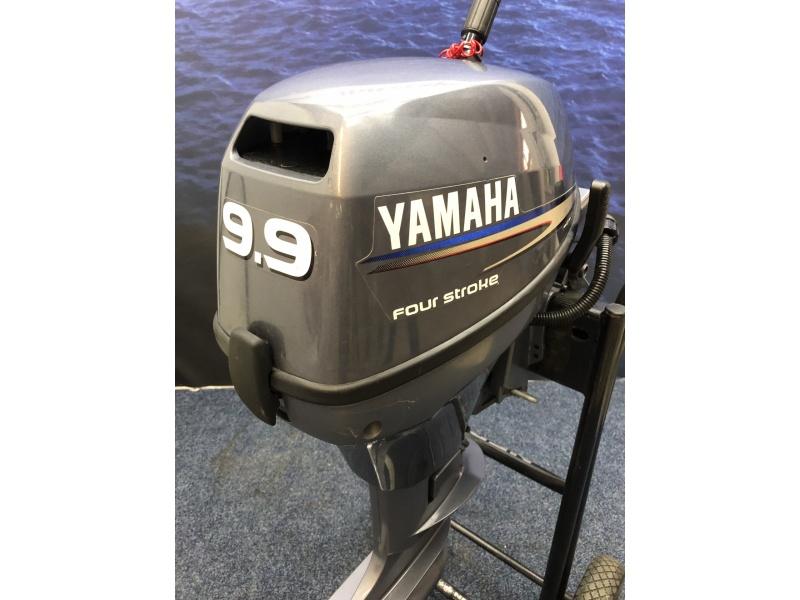 Yamaha kortstaart F9.9