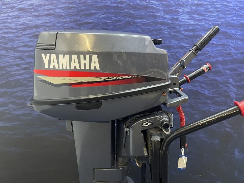Yamaha 25 pk buitenboordmotor Kortstaart
