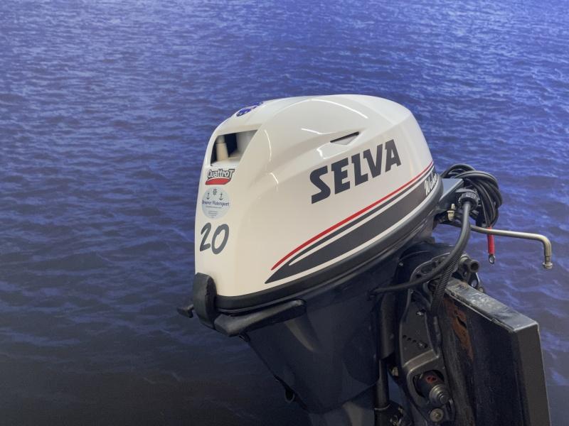 Yamaha / Selva 20 pk F20BEPL powertrim