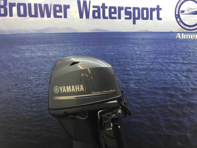 Buitenboord motor Yamaha 50 pk F50 FETL