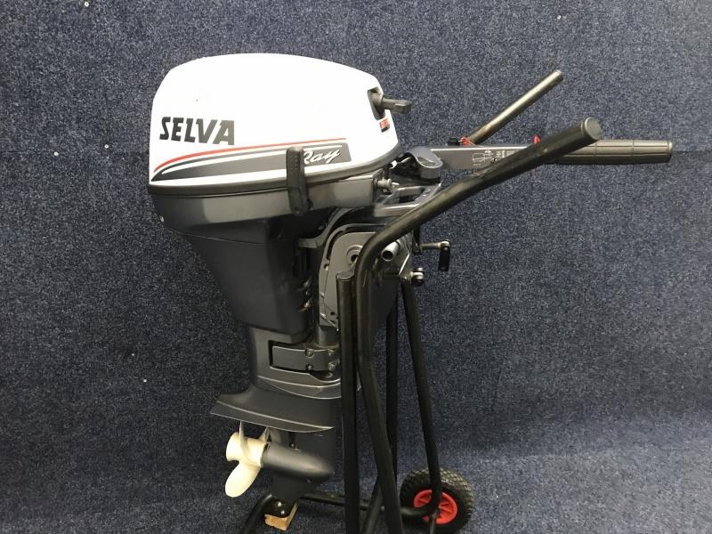 Yamaha /Selva 8 pk
