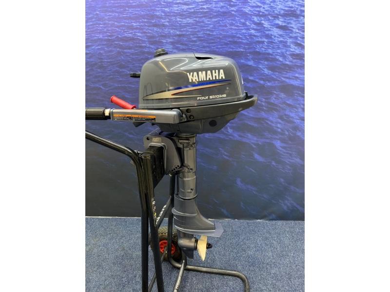 Yamaha F4AMHS kortstaart