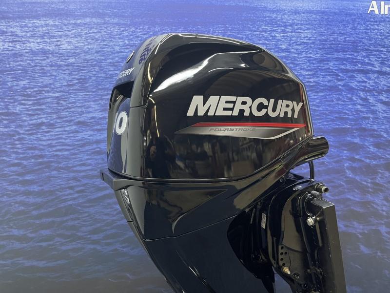 Mercury 40 pk buitenboordmotor F40EL demo als nieuw
