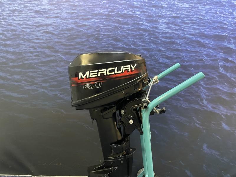 Mercury 6 pk 2 takt 2 cilinder kortstaart