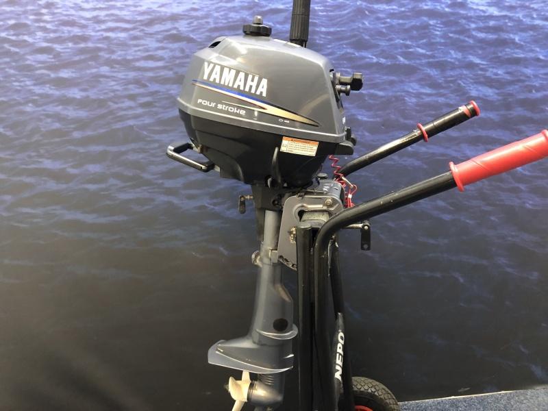 Yamaha 2.5 buitenboordmotor Kortstaart