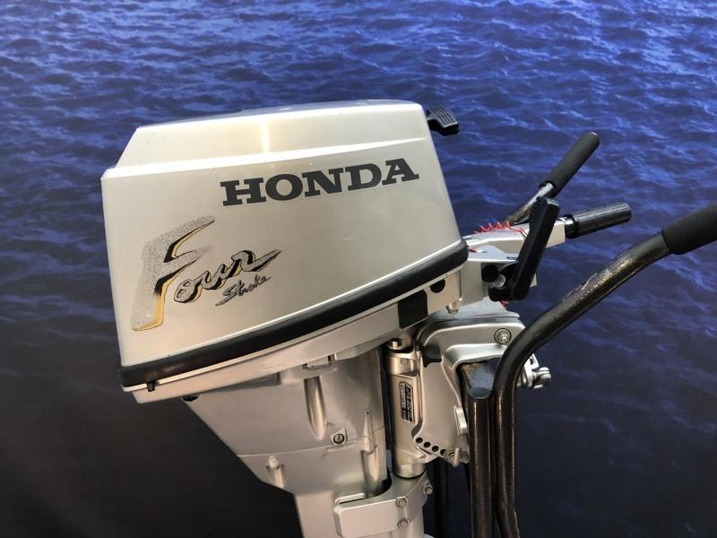 Honda 15 pk buitenboordmotor Langstaart