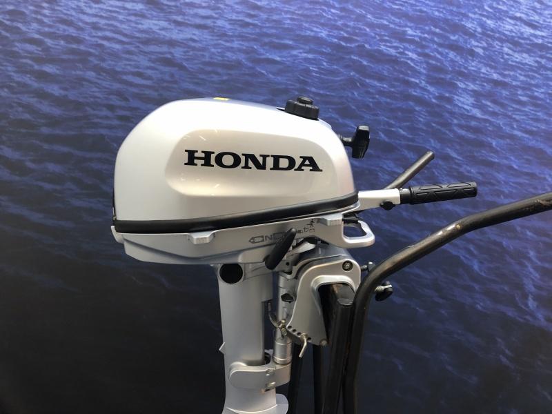 Honda 6 pk buitenboordmotor Kortstaart