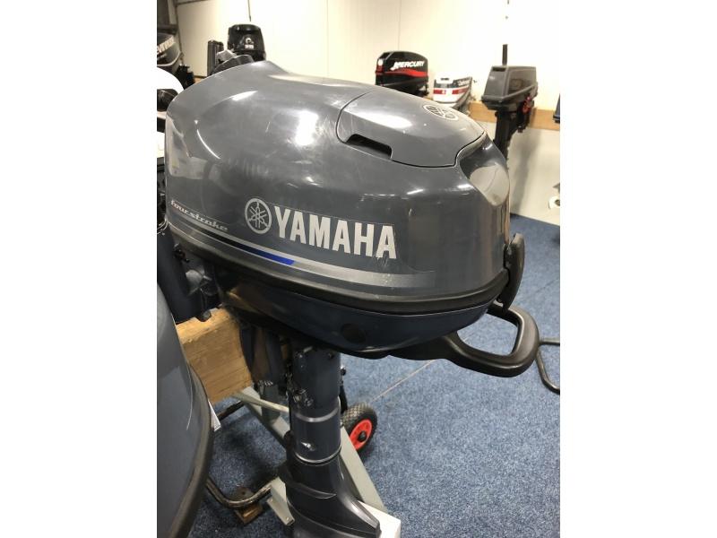 Yamaha F6CMHS kortstaart