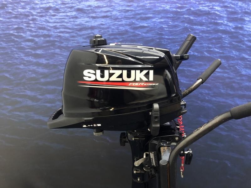 Suzuki 5pk Kortstaart demo