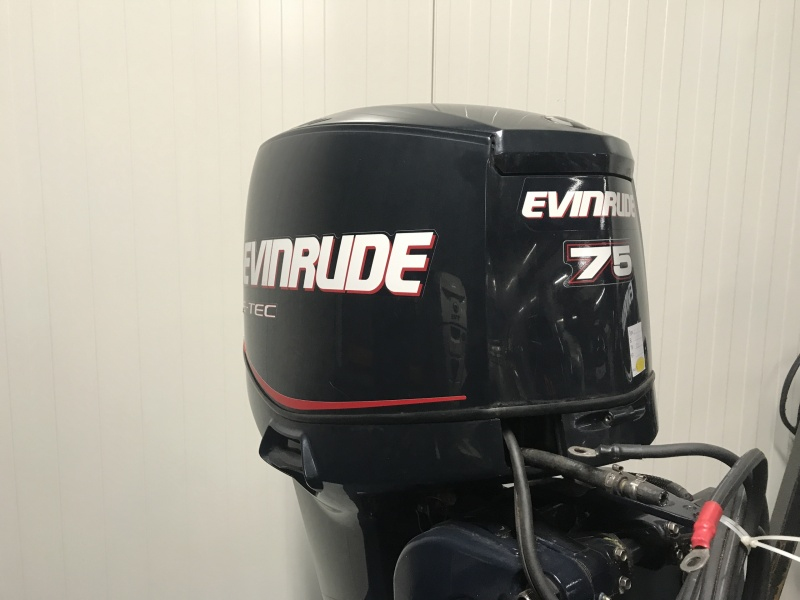 Evinrude Etec 75 pk