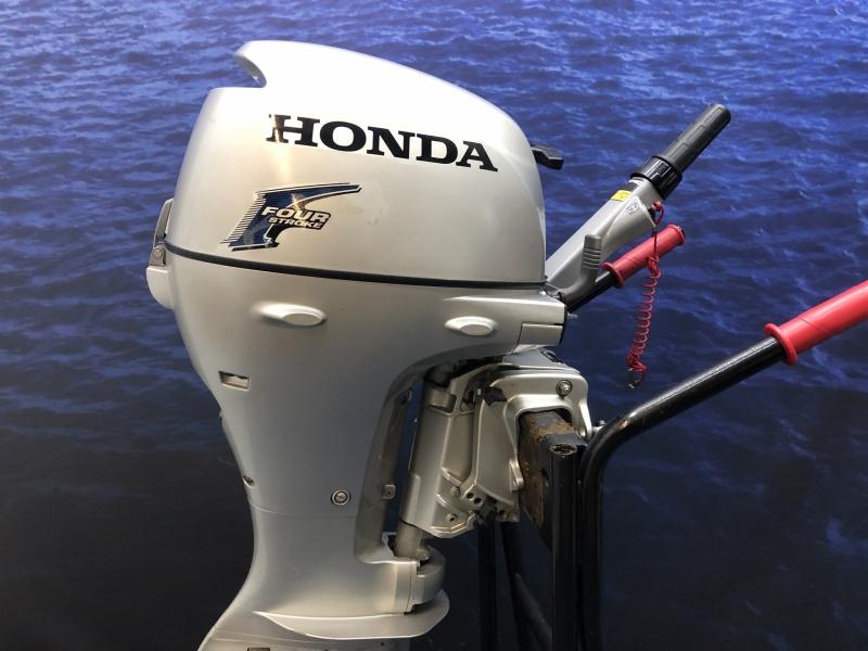 Honda 8pk  knuppel Kortstaart