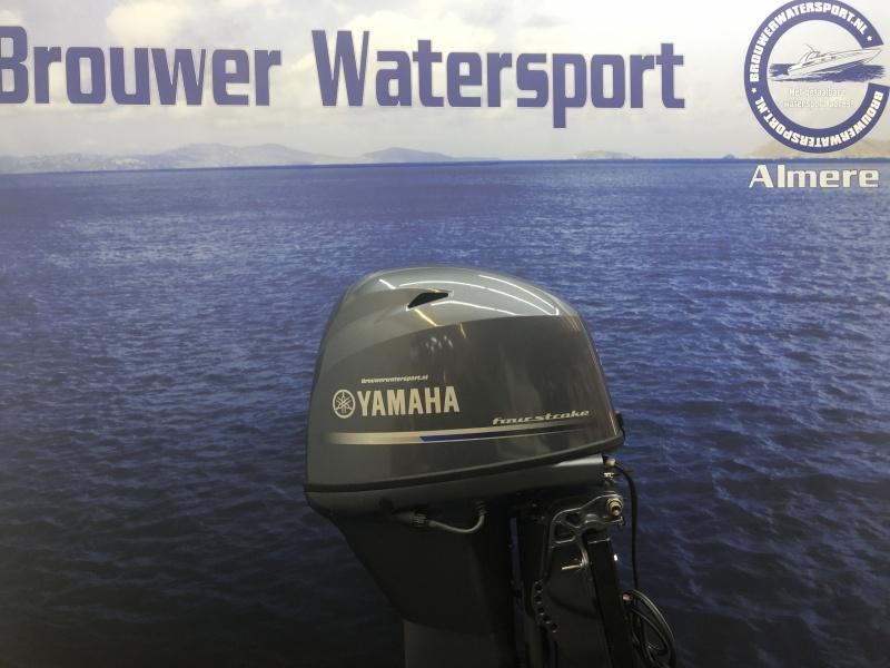 Yamaha 70 pk Nieuwstaat 2014