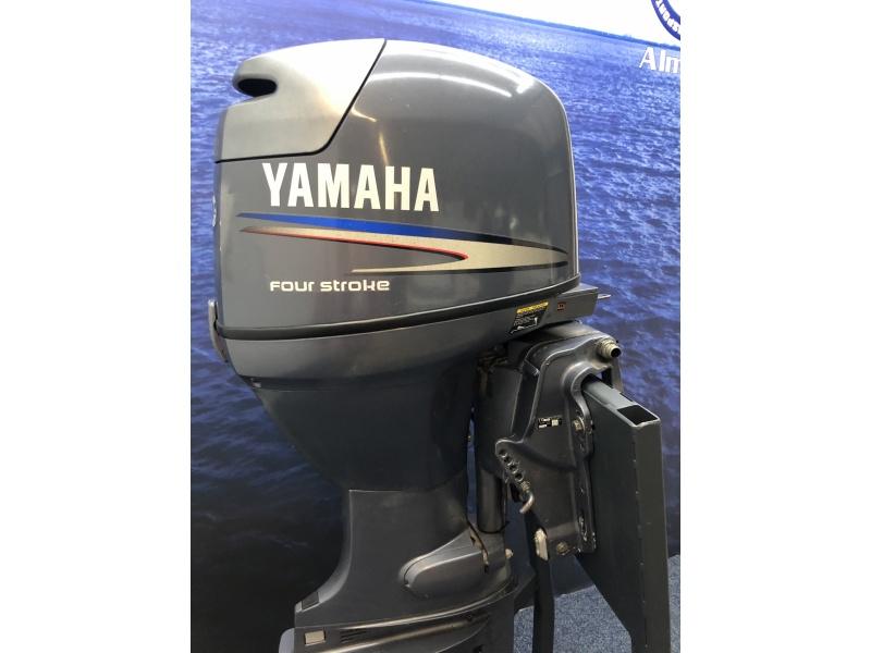 Yamaha F50AETL langstaart