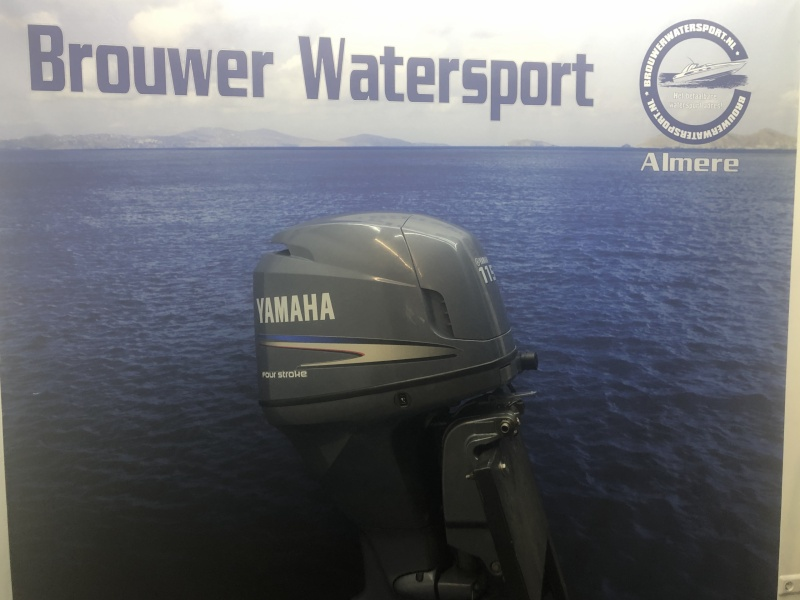 Yamaha /Selva 115 pk Langstaart