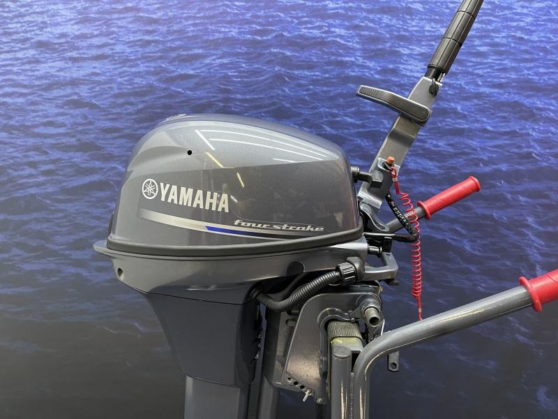 Yamaha 9.9 pk buitenboordmotor Werkmotor langstaart Hightrust