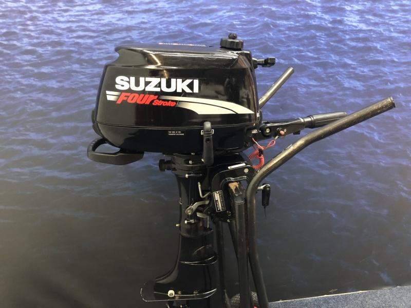 Suzuki 6 pk Kort