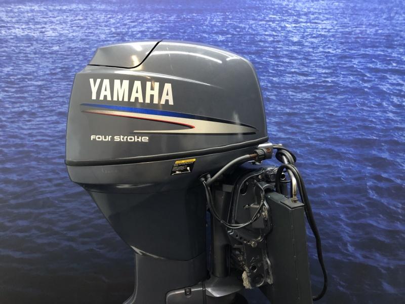 Yamaha 40 pk BETL Langstaart elektrische start powertrim