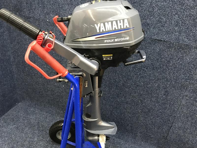Yamaha 2.5 kortstaart