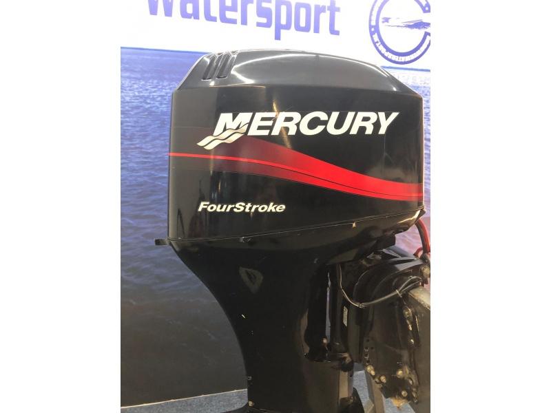 Mercury F60 ELPT langstaart