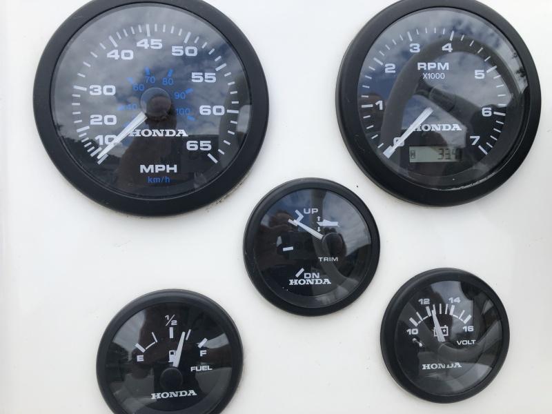 Zodiac Medline 500 60 pk Honda nieuwstaat