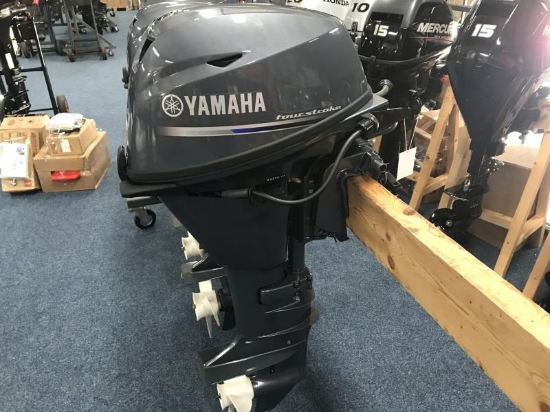 Buitenboord motor Yamaha 15 pk F15 CEL