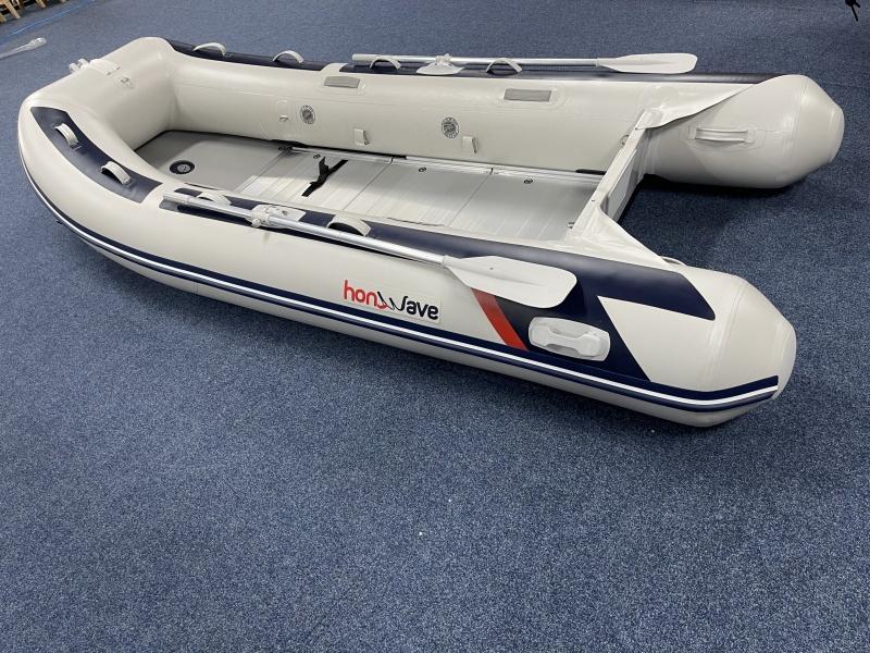 Honwave Honda Rubberboot T35-AE3 Aluminium Vlonders