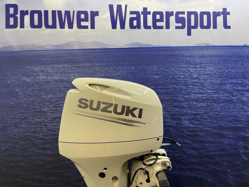 Suzuki 60 pk buitenboordmotor Langstaart elektrische start powertrim