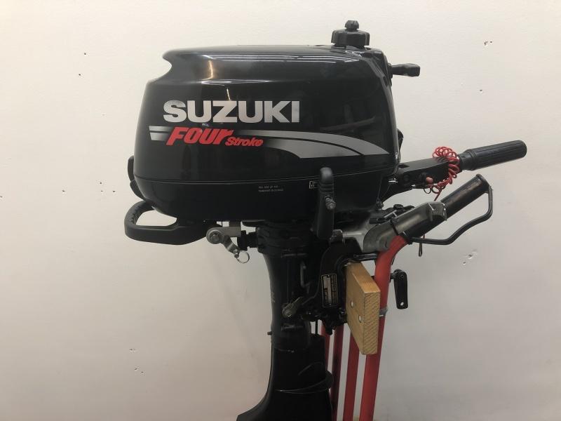Suzuki 6pk Langstaart afstand bediend