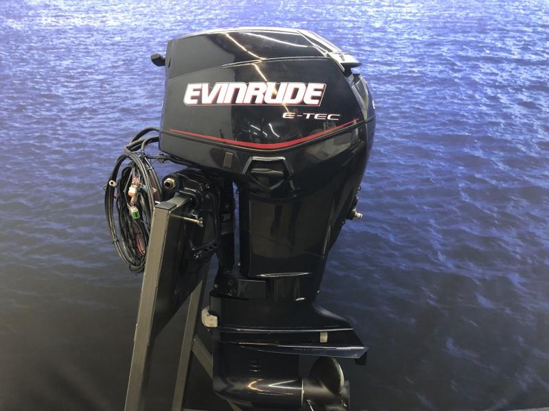 Evinrude buitenboordmotor 60 pk Langstaart