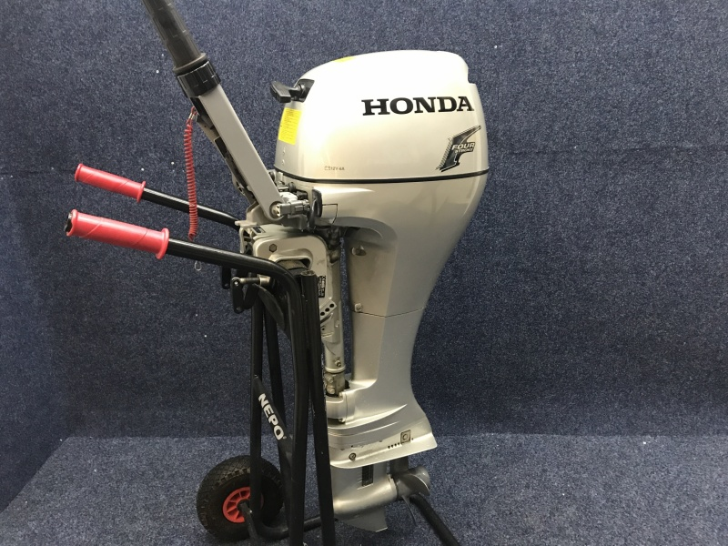 Buitenboordmotor Honda  8pk BF8LHU