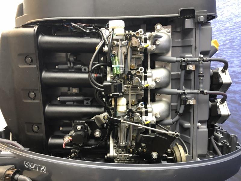 Yamaha buitenboordmotor 100 pk