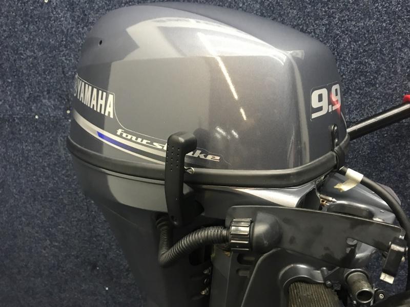 Yamaha buitenboordmotor 9.9 JEL langstaart el start afstandbediend