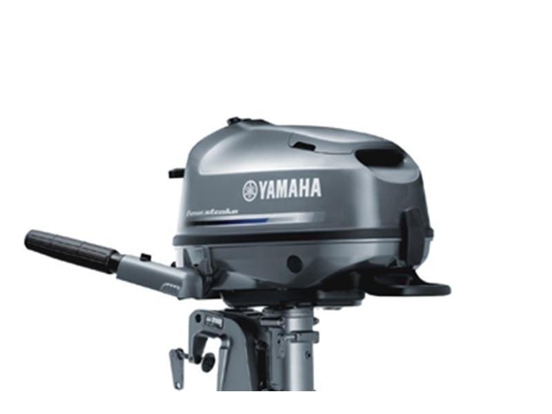 Buitenboord motor Yamaha F4